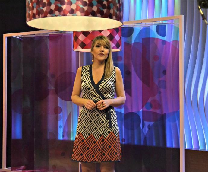 Mistura com Rodaika programa 02.01 melhores momentos (Foto: Maicon Hinrichsen/RBS TV)