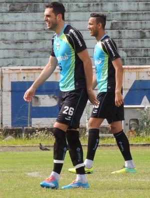 Rhodolfo Souza Grêmio  (Foto: Tomás Hammes / GLOBOESPORTE.COM)