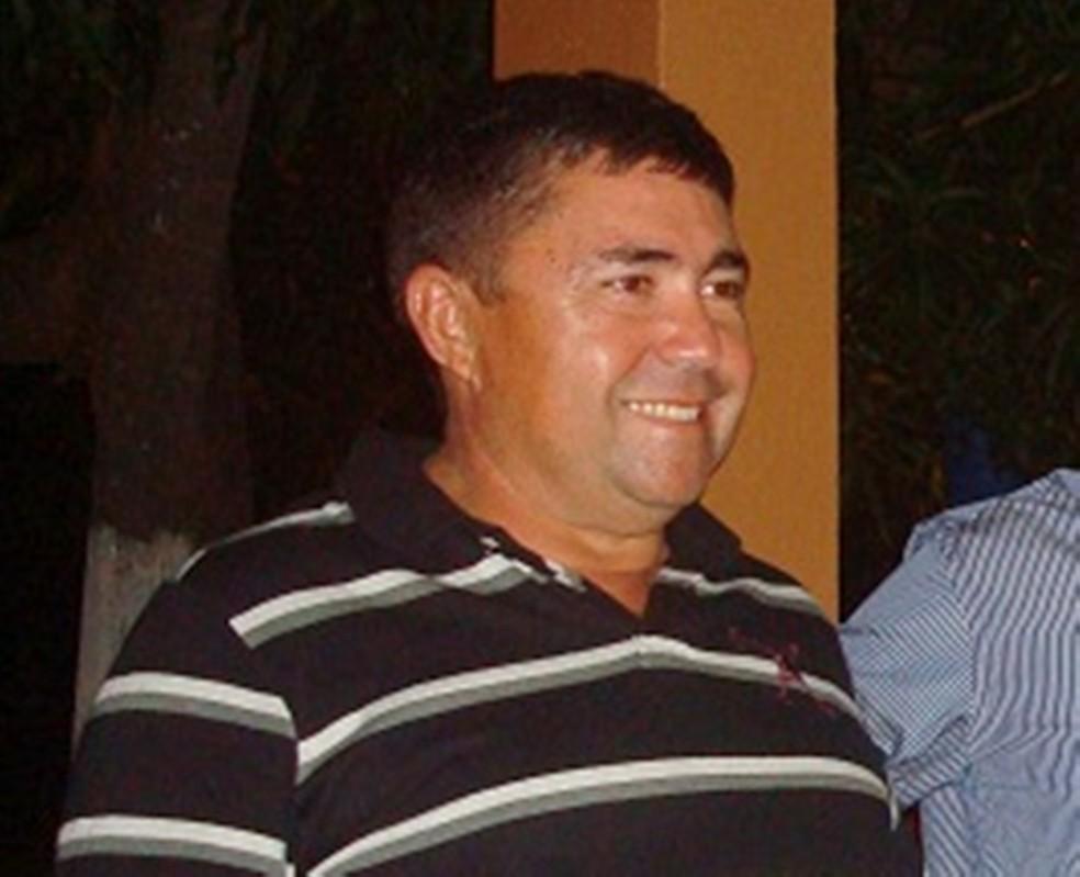 Chico Duarte, ex-vereador de Lucrécia (Foto: Arquivo da Família)