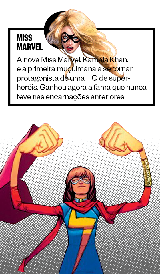 Miss Marvel  (Foto: Divulgação)