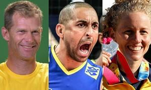 Quem deve ser o porta-bandeira do Brasil na abertura da Olimpíada? Vote!
