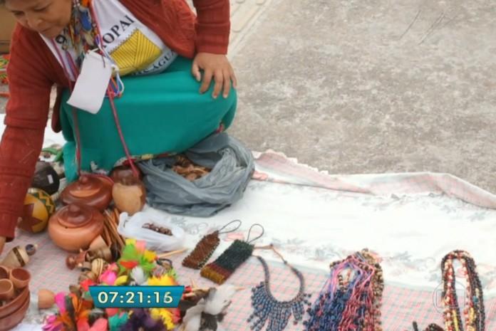 Feira reúne produtos artesanais feitos por mulheres de todo estado de SP