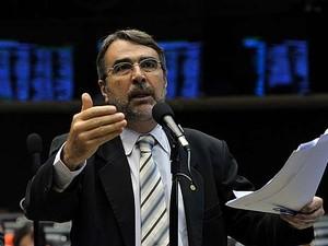 O líder do governo, deputado Henrique Fontana (PT-RS) (Foto: Luis Macedo / Câmara dos Deputados)