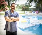 Leandro Hassum em 'Chapa quente' | Globo/João Miguel Júnior