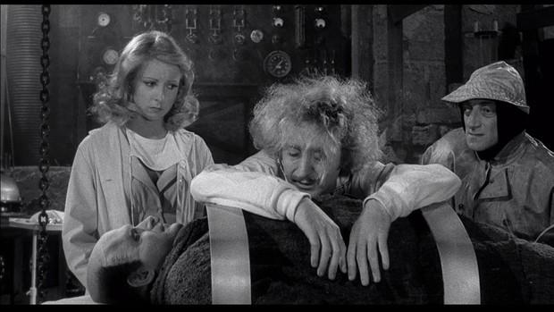 O jovem Frankenstein (Foto: Reprodução )
