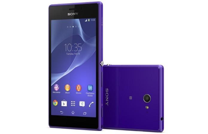 Xperia M2 da Sony tem tela de 4,8 polegadas e processador quad-core (Foto: Divulgação/Sony) (Foto: Xperia M2 da Sony tem tela de 4,8 polegadas e processador quad-core (Foto: Divulgação/Sony))