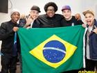 Bandas homenageiam seleção brasileira com jingles para a Copa