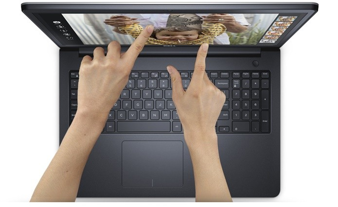 Inspiron 5000 Special Edition é laptop comum com display touch (Foto: Divulgação/Dell)