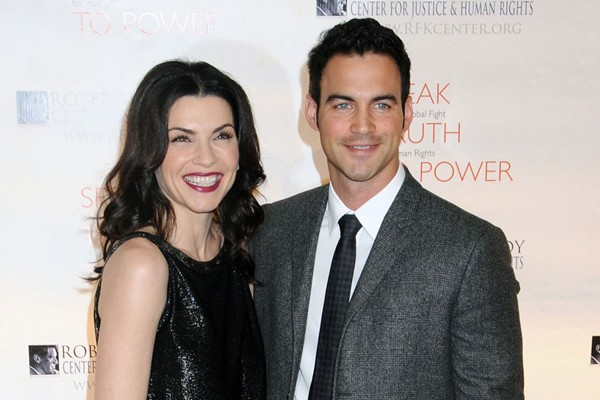 Julianna Margulies & Keith Lieberthal (Foto: .)