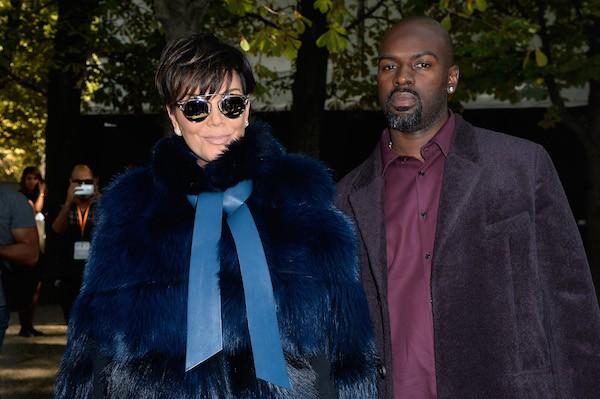 Kris Jenner e Corey Gamble (Foto: Getty Images)