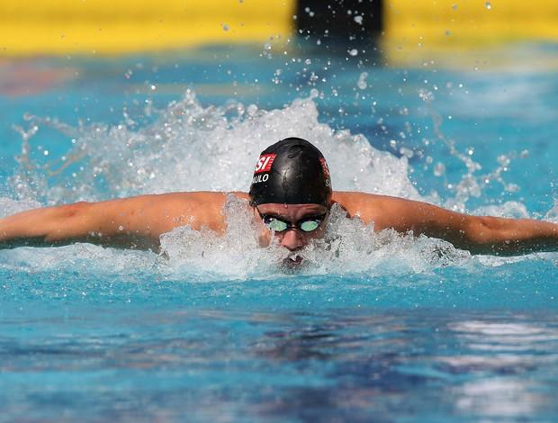 thiago pereira natação maria lenk (Foto: Satiro Sodre/SSPress)