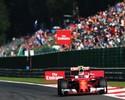 Ferrari mostra força, e Raikkonen manda no 3ª treino livre na Bélgica
