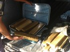 Rapaz é preso com tijolos de maconha em ônibus em Araçatuba