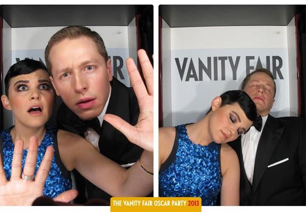 """Ginnifer Goodwin e Josh Dallas, casal dentro e fora das telas de """"Once Upon a Time"""" (Foto: Reprodução)"""