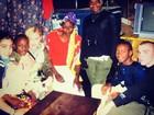 Madonna leva filhos para uma das maiores favelas do mundo na África