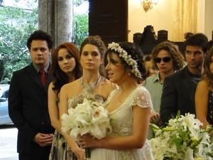 Cristal noiva  (Foto: Malhação / TV Globo)