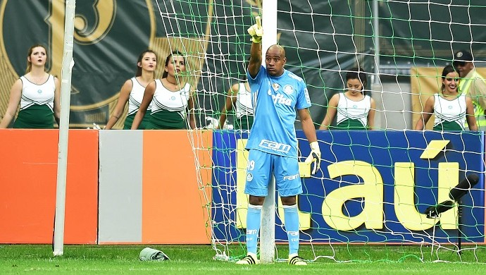 Jaílson Palmeiras X Vitória (Foto: Marcos Ribolli)