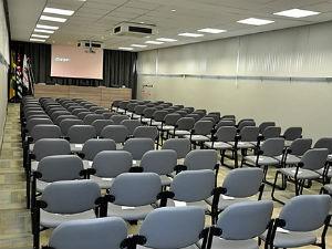 CIESP Sorocaba conta com auditório com capacidade de 124 lugares (Foto: Divulgação)
