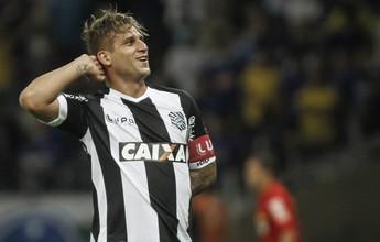 Guiado pelo artilheiro Rafael Moura, Figueirense mira 1ª vitória na Série A