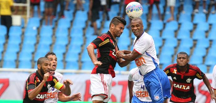 Cadão Friburguense - Friburguense x Flamengo (Foto: Gilvan de Souza / Flamengo)