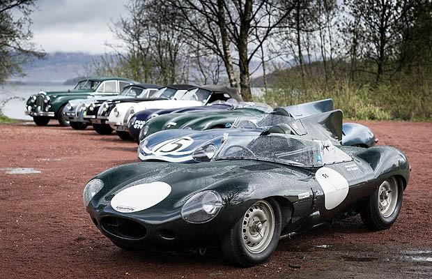 Jaguar leva nove clássicos para corrida de longa distância (Foto: Divulgação)