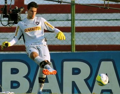 Helton Leite Botafogo (Foto: Vitor Silva /  SSPress)