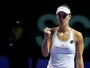 Classificada, Kerber derrota Keys e leva Cibulkova à semi no WTA Finals