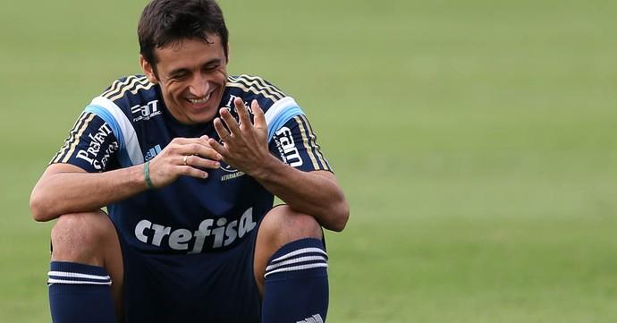 Robinho Palmeiras (Foto: Cesar Greco/Ag Palmeiras/Divulgação)