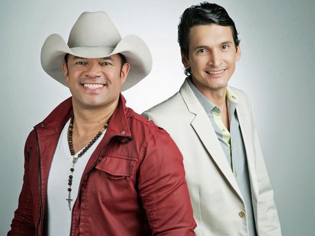 Dupla Pedro Paulo e Matheus se apresentam no Bamboa neste sábado (21) (Foto: Bamboa/Divulgação)