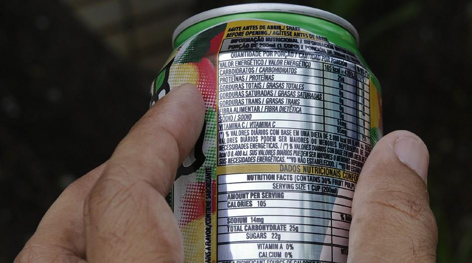 A partir de agora, empresas deverão informar que valores nutricionais podem variar em 20% (Foto: Senado Federal)