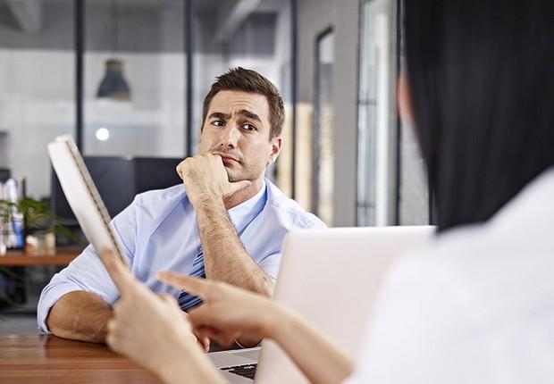 Carreira ; conversa difícil ; trabalho em equipe ;  (Foto: Thinkstock)
