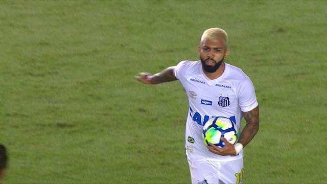 Santos x Luverdense - Copa do Brasil 2018 - globoesporte.com ba734c3d53bc8