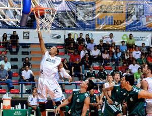 LSB Liga Sorocabana x Palmeiras - NBB (Foto: Della Rocca/LSB)