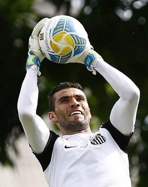 Vanderlei Santos (Foto: Ricardo Saibun/Santos FC)