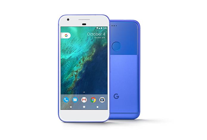 Google Pixel chega em dois tamanhos e com Android 7.1 (Foto: Divulgação/Google)