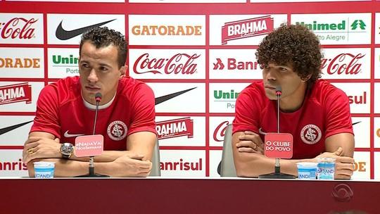 Fora contra o Oeste, Camilo e Leandro Damião ficam livre para estrear pelo Inter