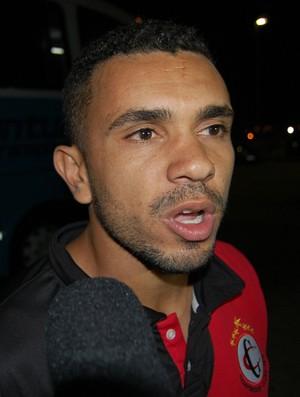 Túlio Renan, Campinense (Foto: Silas Batista / GloboEsporte.com)