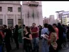 Treze manifestantes são detidos  após confronto com a polícia em SP