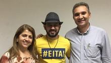 Palestra com Bráulio Bessa discute 'Um jeito arretado de Empreender'  (Marketing/TV Grande Rio)