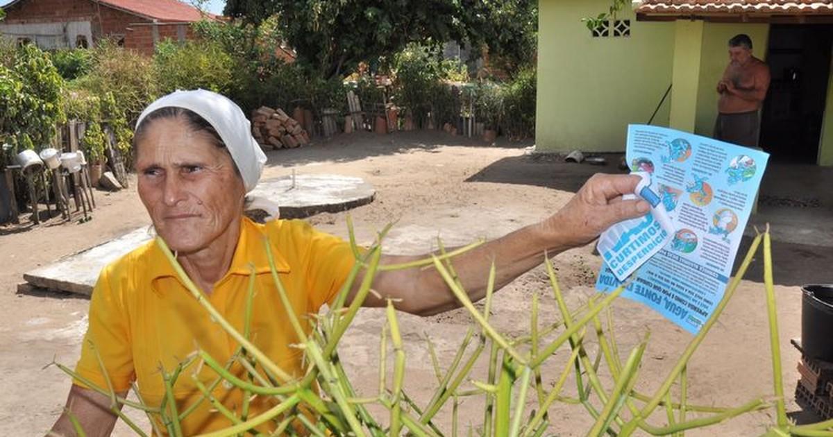 Em Campos, RJ, campanha do uso correto da água chega a Venda ... - Globo.com