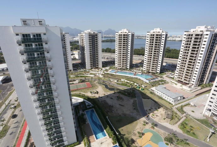 Vila Olímpica (Foto: Beth Santos)