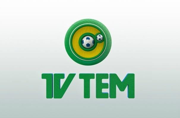 TV TEM apresenta marca comemorativa para a Copa (Foto: Arte / TV TEM)