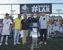 Ronaldo lança rede de academias de futebol para crianças em Vitória, no ES