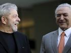 Temer diz que Lula 'elogiou' plano do Senado para reaquecer economia