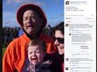Tom Hanks ou Bill Murray? Foto com bebê causa confusão no Facebook