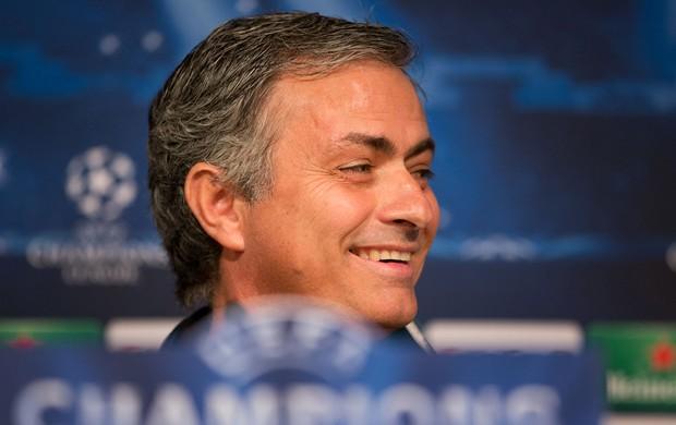 José Mourinho Real Madrid Coletiva (Foto: Getty Images)