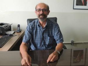 Jose Maria de Barros, prefeito de Recreio (Foto: Leonardo Ribeiro/Assessoria)
