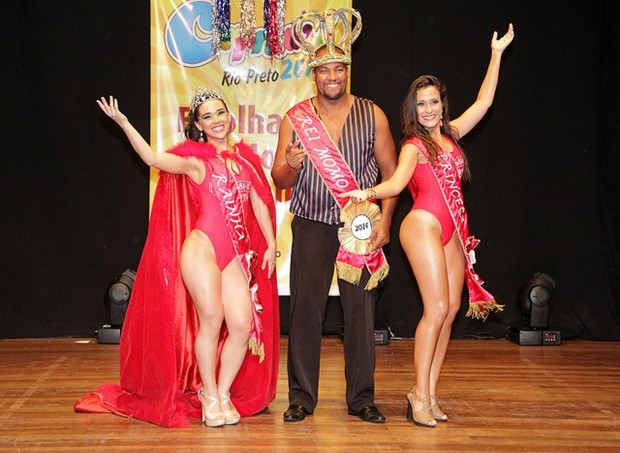 Escolhidos para animar o Carnaval 2014 em Rio Preto (Foto: Divulgação / Prefeitura)