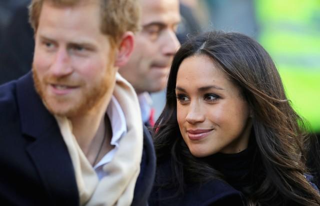 Príncipe Harry e Meghan Markle (Foto: Christopher Furlong/Getty Images)