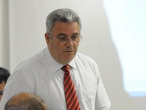 Sérgio Corrêa CBF (Foto: André Durão)